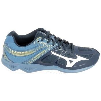 Schoenen Heren Basketbal Mizuno Thunder Blade 2 Bleu Blauw