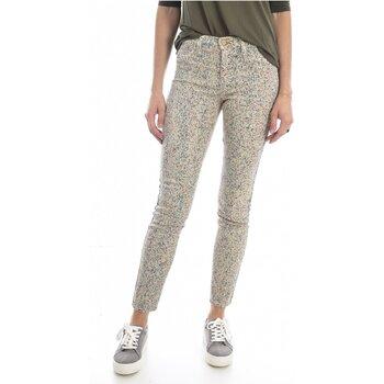 Textiel Dames Skinny jeans Mih THE BONN WJ1557POL Beige