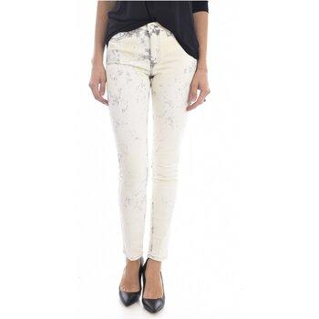 Textiel Dames Skinny jeans Mih TH BONN WJ1557L.K Beige