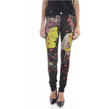 Textiel Dames Skinny jeans Notify MATD075 MYCELIS JUDITH Zwart