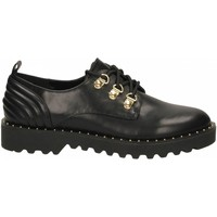 Schoenen Dames Derby Twin Set STRINGATA 00006-nero