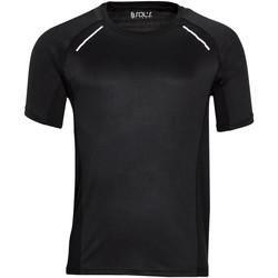 Textiel Heren T-shirts korte mouwen Sols SYDNEY MEN SPORT Negro