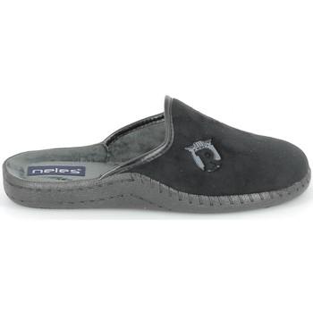 Schoenen Sloffen Boissy NELES Mule Noir Zwart