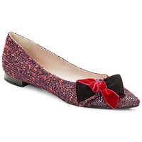 Schoenen Dames Ballerina's Magrit Rosy Knot Multi / Roze