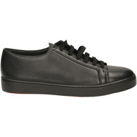 Schoenen Heren Sneakers Santoni TENNIS 6F+T.LIS+INF. ADRYNE n01-nero