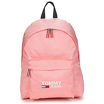 Tassen Dames Rugzakken Tommy Jeans TJW COOL CITY BACKPACK Roze