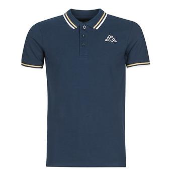 Textiel Heren Polo's korte mouwen Kappa ESMO Blauw