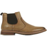 Schoenen Heren Laarzen Skechers Bregman Morago Bruin