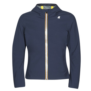Textiel Heren Wind jackets K-Way JACK BONDED Marine