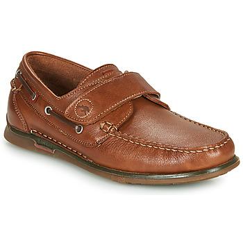 Schoenen Heren Bootschoenen Fluchos POSEIDON Bruin