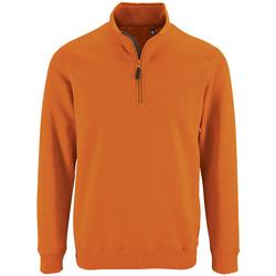 Textiel Heren Sweaters / Sweatshirts Sols STAN CASUAL MEN Naranja