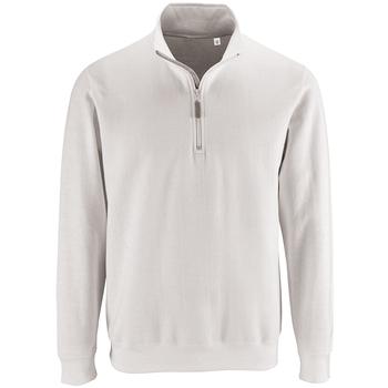Textiel Heren Sweaters / Sweatshirts Sols STAN CASUAL MEN Blanco