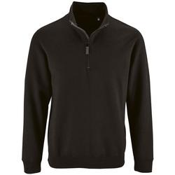 Textiel Heren Sweaters / Sweatshirts Sols STAN CASUAL MEN Negro
