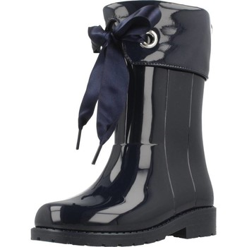 Schoenen Meisjes Laarzen Igor W10114 Blauw