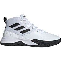Schoenen Heren Basketbal adidas Originals OWNTHEGAME EE9631 BLANCO