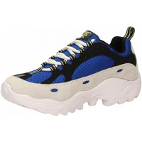 Schoenen Heren Sneakers Hi-Tec FLASH ADV RACER white-blu-black