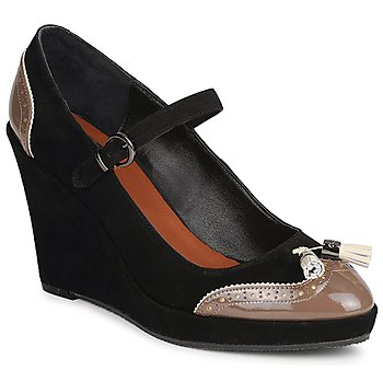 Schoenen Dames pumps C.Petula MAGGIE Zwart