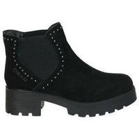 Schoenen Dames Enkellaarzen Chika 10 LEONOR 05 Noir