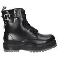 Schoenen Jongens Laarzen Asso AG3801 Noir