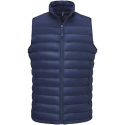 Textiel Heren Dons gevoerde jassen Sols WILSON BW FEATHERS Azul