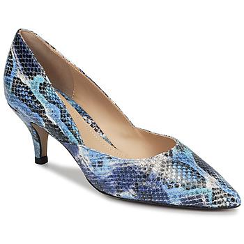 Schoenen Dames pumps Perlato MOLI Blauw