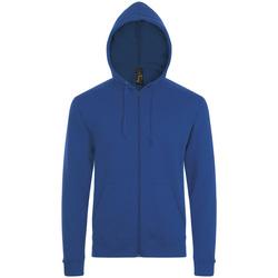 Textiel Dames Sweaters / Sweatshirts Sols STONE WOMEN SPORT Azul