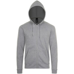 Textiel Heren Sweaters / Sweatshirts Sols STONE MEN SPORT Gris