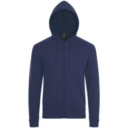 Textiel Heren Sweaters / Sweatshirts Sols STONE MEN SPORT Azul