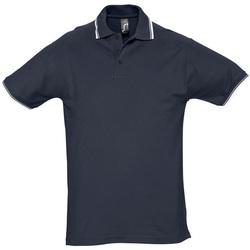 Textiel Heren Polo's korte mouwen Sols PRACTICE GOLF SPORT Azul