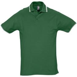 Textiel Heren Polo's korte mouwen Sols PRACTICE GOLF SPORT Verde