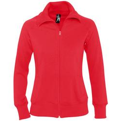Textiel Dames Sweaters / Sweatshirts Sols SODA WOMEN SPORT Rojo