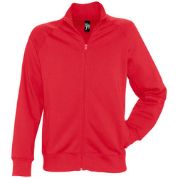 Textiel Heren Sweaters / Sweatshirts Sols SUNDAE MEN SPORT Rojo