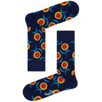 Accessoires Sokken Happy Socks Sunflower sock Multicolour
