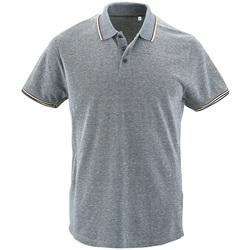 Textiel Heren Polo's korte mouwen Sols PANAME CITY MEN Azul