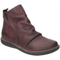 Schoenen Dames Laarzen Chacal 4802 rouge