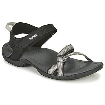 Schoenen Dames Sandalen / Open schoenen Teva VERRA Zwart