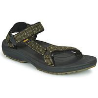 Schoenen Heren Sandalen / Open schoenen Teva WINSTED Kaki