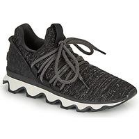Schoenen Dames Lage sneakers Sorel KINETIC LACE Zwart