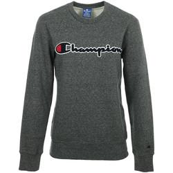 Textiel Heren Sweaters / Sweatshirts Champion Crewneck Sweatshirt Grijs