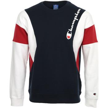 Textiel Heren Sweaters / Sweatshirts Champion Crewneck Sweatshirt Blauw