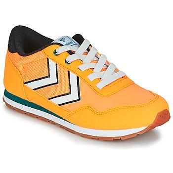 Schoenen Kinderen Lage sneakers Hummel REFLEX JR Geel