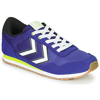 Schoenen Kinderen Lage sneakers Hummel REFLEX JR Blauw