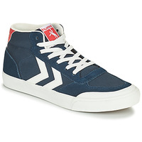 Schoenen Heren Hoge sneakers Hummel STADIL 3.0 CLASSIC HIGH Blauw