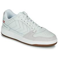Schoenen Heren Lage sneakers Hummel ST. POWER PLAY Wit