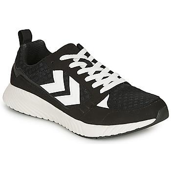 Schoenen Heren Lage sneakers Hummel COMPETITION Zwart