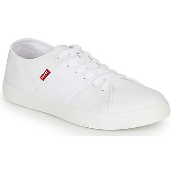 Schoenen Heren Lage sneakers Levi's PILLSBURY Wit