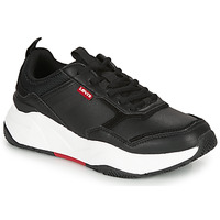 Schoenen Dames Lage sneakers Levi's WEST Zwart
