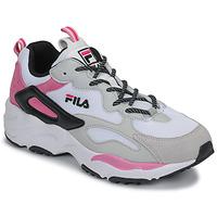 Schoenen Dames Lage sneakers Fila RAY TRACER CB WMN Wit / Roze