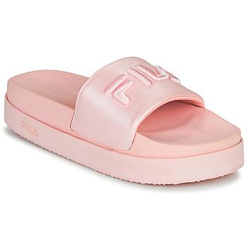 Schoenen Dames slippers Fila MORRO BAY ZEPPA F WMN Roze