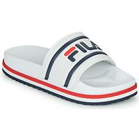 Schoenen Dames slippers Fila MORRO BAY ZEPPA WMN Wit